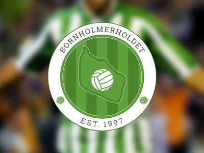 Bornholmerholdet Logo logo sports football bornholm