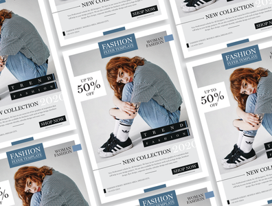 Free Modern Fashion Flyer Design Template flyer deisngs download psd download template flyer freebie print design flyer templates flyer template flyer design fashion flyer fashion