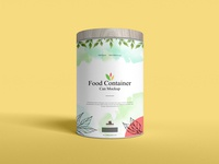 Free Food Container Can Mockup psd print mockup template psd mockup mockups packaging identity freebie free packaging mockup can mockup mockup psd mockup free free mockup mock-up mockup packaging design mockup design download branding
