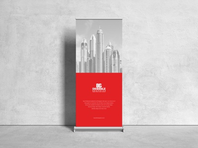 Free Roll Up Stand Mockup psd print template stationery mockups logo identity freebie free roll up mockup stand mockup mockup psd mockup free free mockup mock-up mockup banner mockup standee mockup download branding