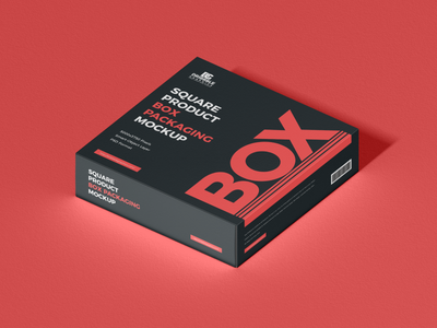 Free Product Box Packaging Mockup psd print template stationery mockups logo identity freebie free box mockup packaging mockup mockup psd mockup free free mockup mock-up mockup packaging design packaging download branding