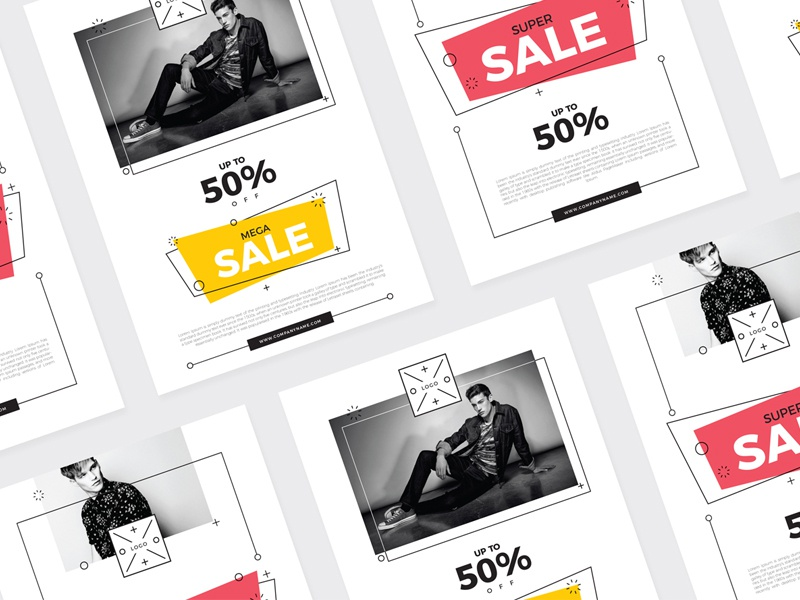 free sales flyer templates by jessica elle dribbble dribbble