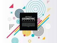 4 Free Abstract Geometric Pattern Vector Files