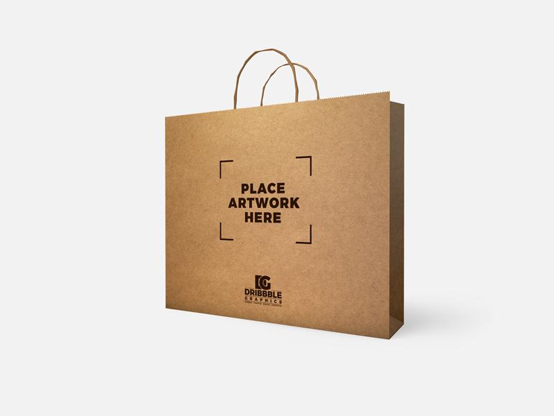 Free Psd Paper Bag Mockup download freebie freebies mockup psd psd mockup free mockup mockup bag paper bag