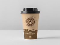 Free Coffee Cup Mockup Psd For Branding