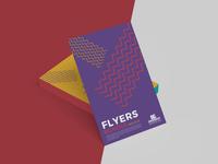 Free Flyers Bundle Mockup
