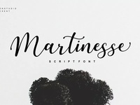 Free Martinesse Beautiful Script Demo