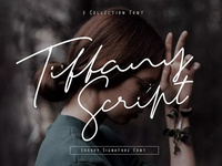 Tiffany Signature Font Demo Free