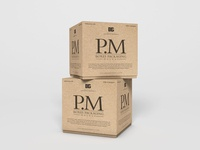 Free Craft Boxes Mockup PSD