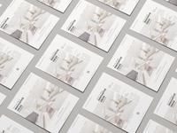 Free Letter Size PSD Flyer Mockup Design For Branding