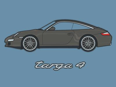 Car 20 – 2007 Porsche 911 Targa 4