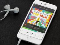 Podcast Audio Player
