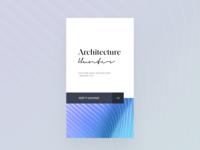 Architecture Hunter Mobile App