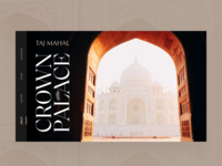 Taj Mahal hero