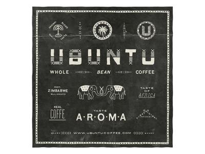Ubuntu Coffee ~ Concept 1