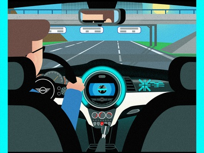 Mini - The future is brighter than you thought, DRIVE IT