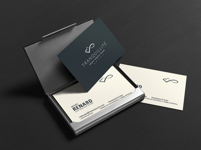 Logo and Business Cards for a luxury Hotel/Resort