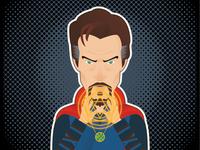 Dr. Strange: Avengers Homage