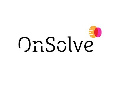 OnSolve abu dhabi saudi arabia illustration type bahrain logos uae logo brand dubai