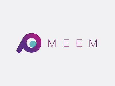 Meem Logo riyadh jeddah abu dhabi logo type saudi arabia dubai arabic bahrain brand uae logos