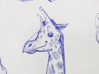 Clever Giraffe