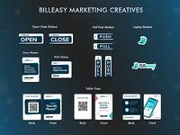 Billeasy Marketing Creatives