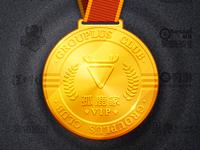 VIP Medal