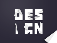 Design - Origami