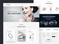 Jewellery Website Design