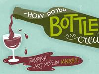 How do you bottle creativity?