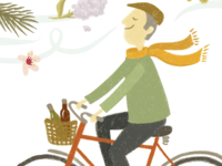 Terroir on a bicycle