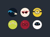 Avatars for myCANAL app
