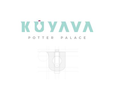 Kuyava typogaphy logotype logo identity design idea brandidentity branding design branding brand design