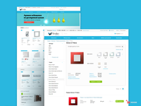 Vivaset is an online-shop for wiring items of brand marks