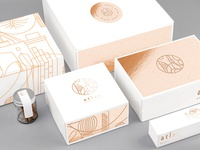 Branding for Atlas pastry