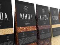 Packaging design cereals