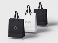 """Branding for fabric factory """"4530"""""""