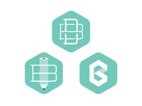 Personal logo development