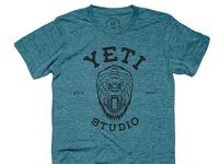 Yeti Studio T-shirt