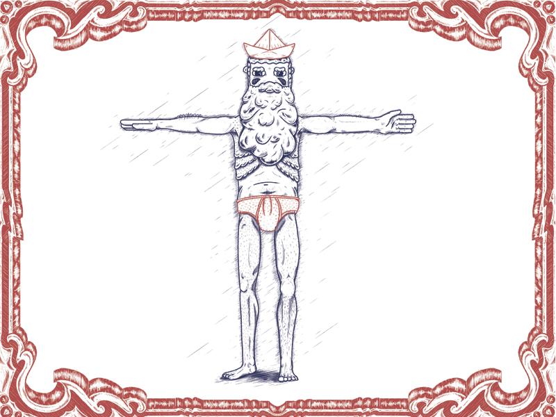 MeSeaweed Anatomy by BarbaDee - Dribbble