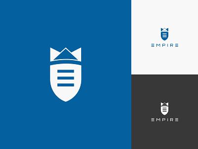 Empire Logo Design (Streaming/ OTT) logodesigns symbol branding minimal creative typography logotype brand flat logodesign