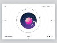 Universe | landing page