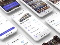 Smart house app concept