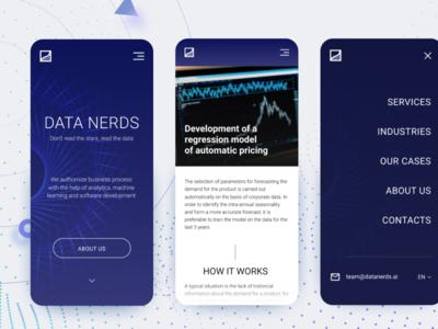 Data Nerds Mobile