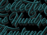 Script for Ligature Collective