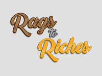 Rags To Riches Logo