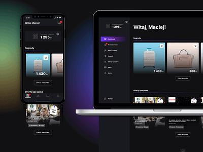 PWA - Dashboard ux website design app pwa mockup ui web dashboard responsive rwd mobile