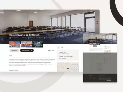 Selected building for rent building select rent buy immovables website ux rwd offer localization anim after effects web animation mockup ui