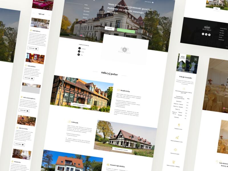 Pałac Wiejce | Website
