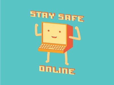 Image result for online safety logo
